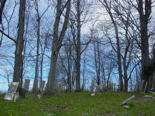 Photo of Hart Cemetery, Town of Stillwater